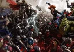Los Vengadores 2: La era de Ultrón