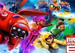 Trailer final de Big Hero 6, esto tiene muy buena pinta