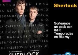 Concurso Sherlock Terminado. Sorteamos un pack con las 3 temporadas completas en Blu-ray