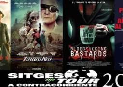 Sitges Tour A Contracorriente: La próxima vez apuntaré al corazón, The Salvation, Bloodsucking Bastards y Turbo Kid