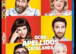 """Concurso """"Ocho Apellidos Catalanes"""" en Blu-ray y DVD el 18 de marzo. Terminado"""