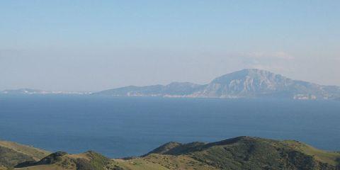 Droga en el Estrecho de Gibraltar