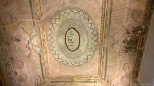 Bologna, Palazzo Sanguinetti già Aldini, sede Museo Internazionale della Musica, decorazioni soffitto