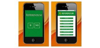Un'applicazione iPhone spiega tutti i quesiti del prossimo Referendum