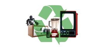 Il riciclo e il recupero dell'elettronica portatile