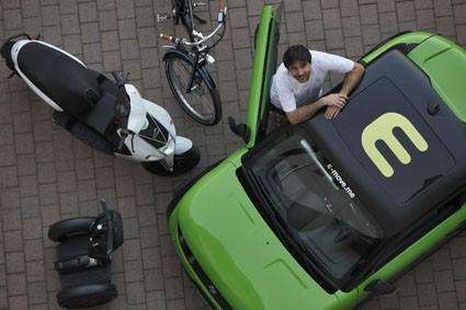 E-move.me, una scossa nel cuore di Milano