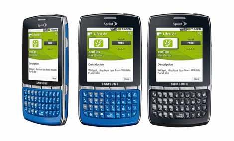 Samsung Replenish, il lato green della telefonia mobile