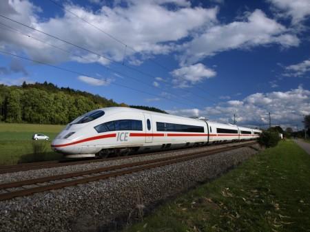 Le ferrovie tedesche…viaggiano sui binari della sostenibilità