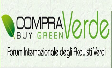 """CompraVerde-BuyGreen, per una cultura degli """"acquisti verdi"""""""