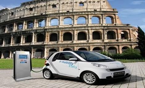A Roma si viaggia…green!