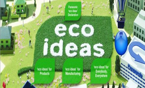 Nuove Eco-Ideas per Panasonic!
