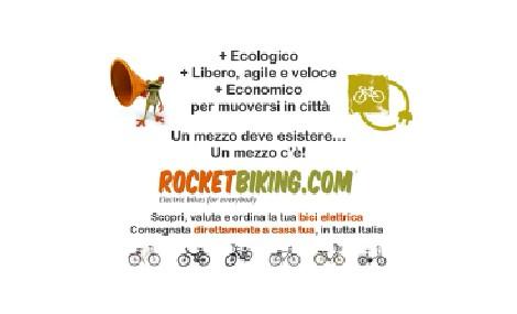 Rocketbiking, ecco come riciclare le vostre biciclette!