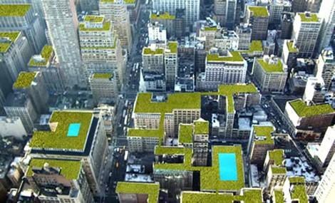 """Giardini """"nel cielo"""", ecco la nuova tendenza green delle nostre città"""