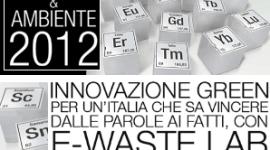 E-Waste Lab, riciclo per un futuro più sostenibile