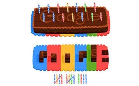 Buon compleanno Google…con il vento!