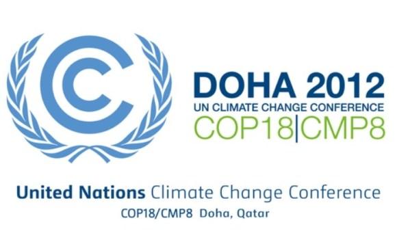 Aperta oggi la Conferenza delle Nazioni Unite sui Mutamenti Climatici di Doha