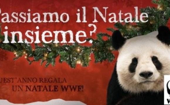 Regali green:il Natale firmato WWF