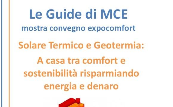 La Guida sul Solare Termico e la Geotermia