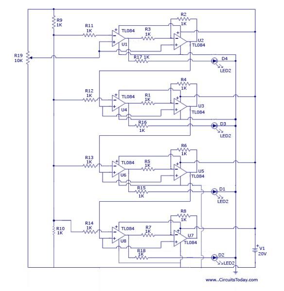 Voltage Level Detector Circuit