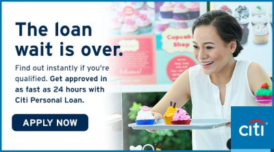 Apply for a Personal Loan online | Citi Personal Loan Online Application – Citibank Philippines