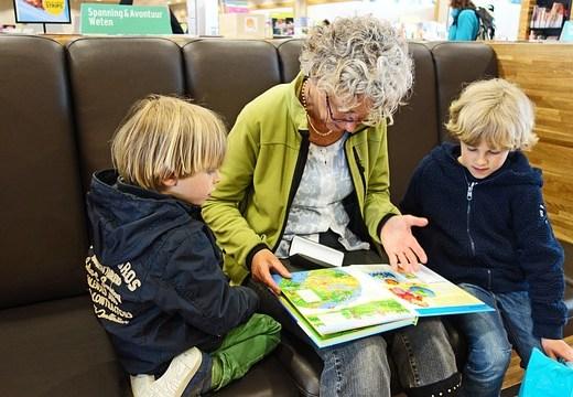 Nati per leggere a Sassari: laboratori di lettura