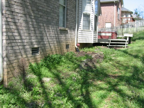 Medium Of Re Landscaping Yard