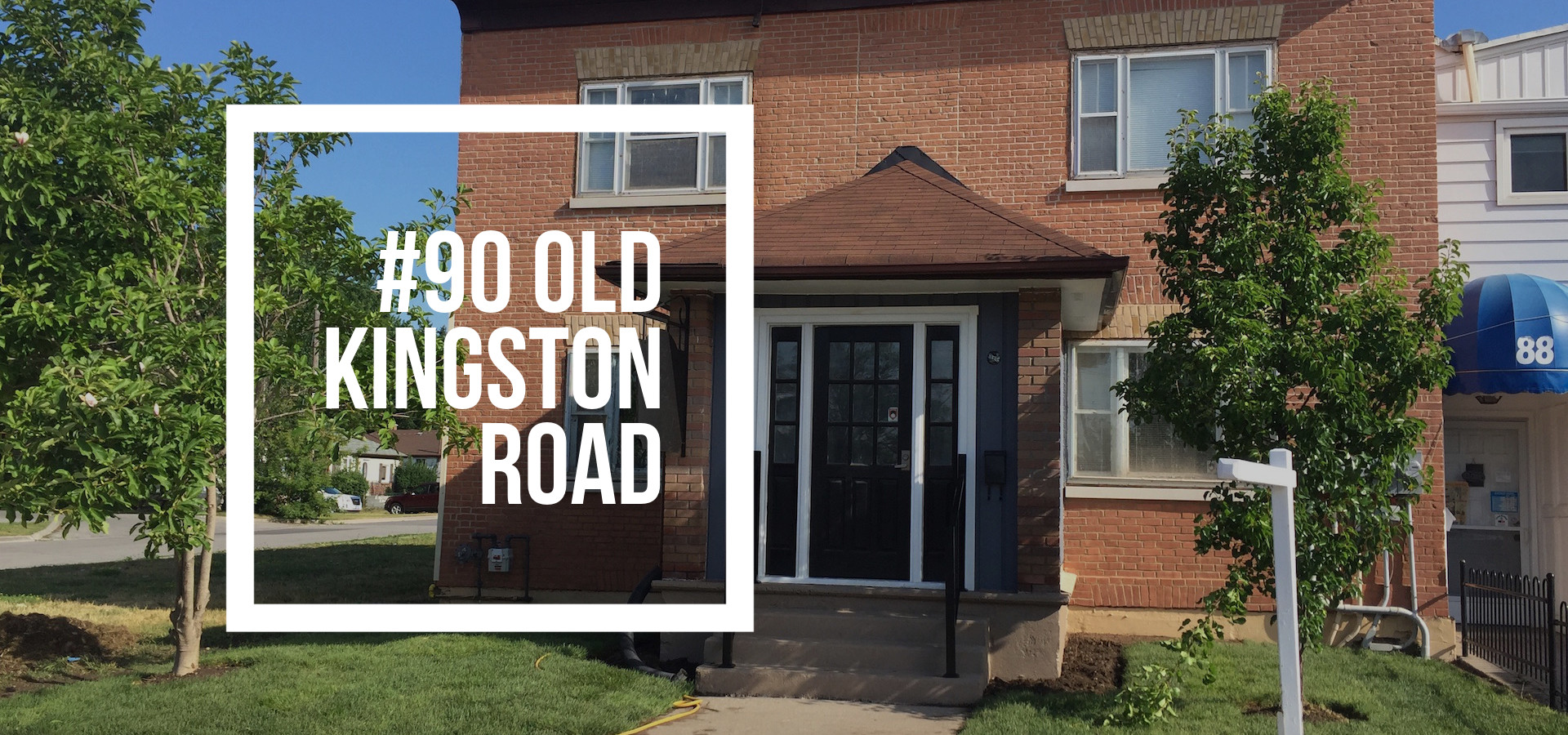 90 Old Kingston Road