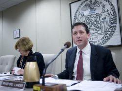 Council Member Brad Lander. Image Credit: William Alatriste for the City Council.