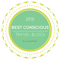 2016 Best Conscious Travel Blogs