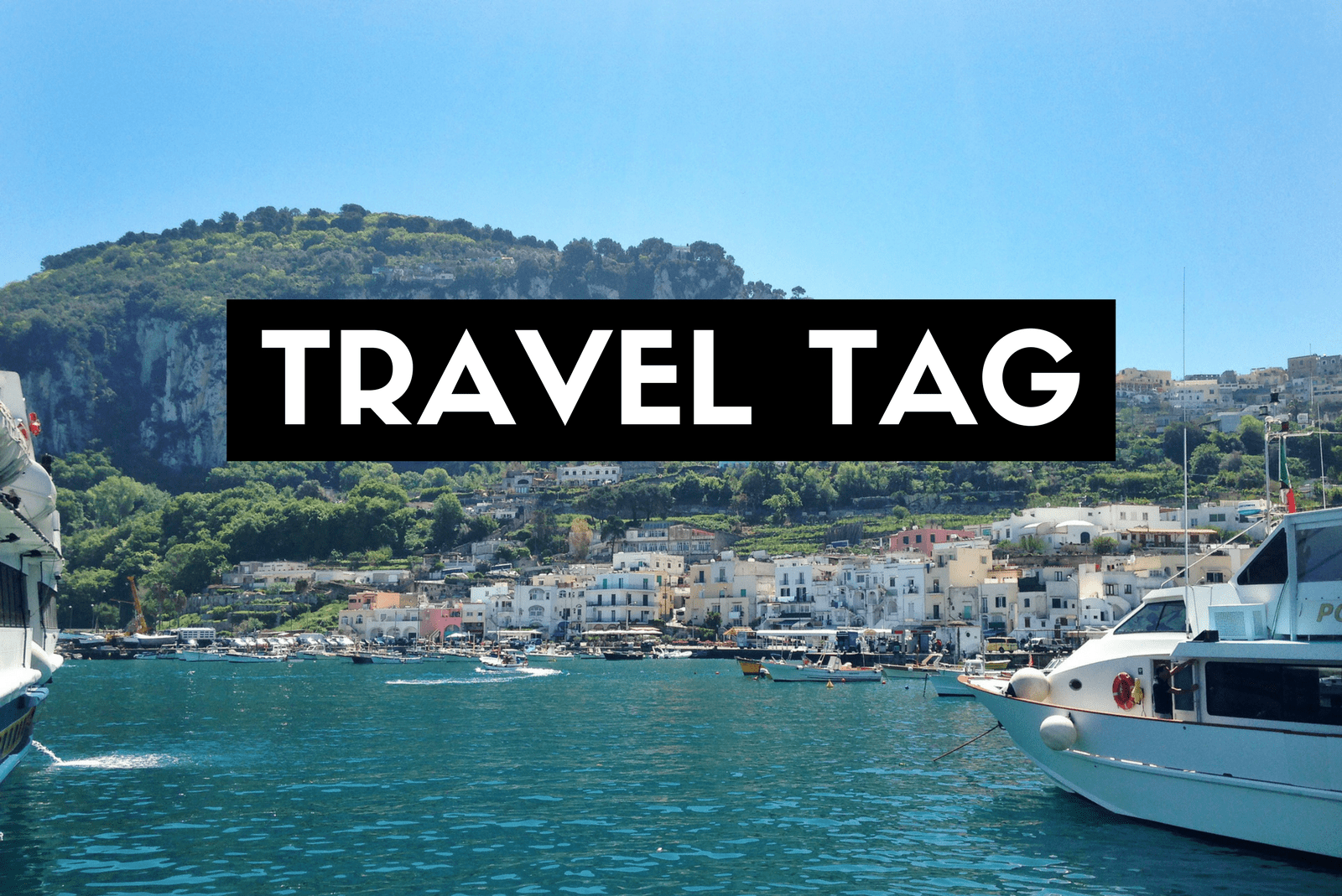 TRAVEL TAG