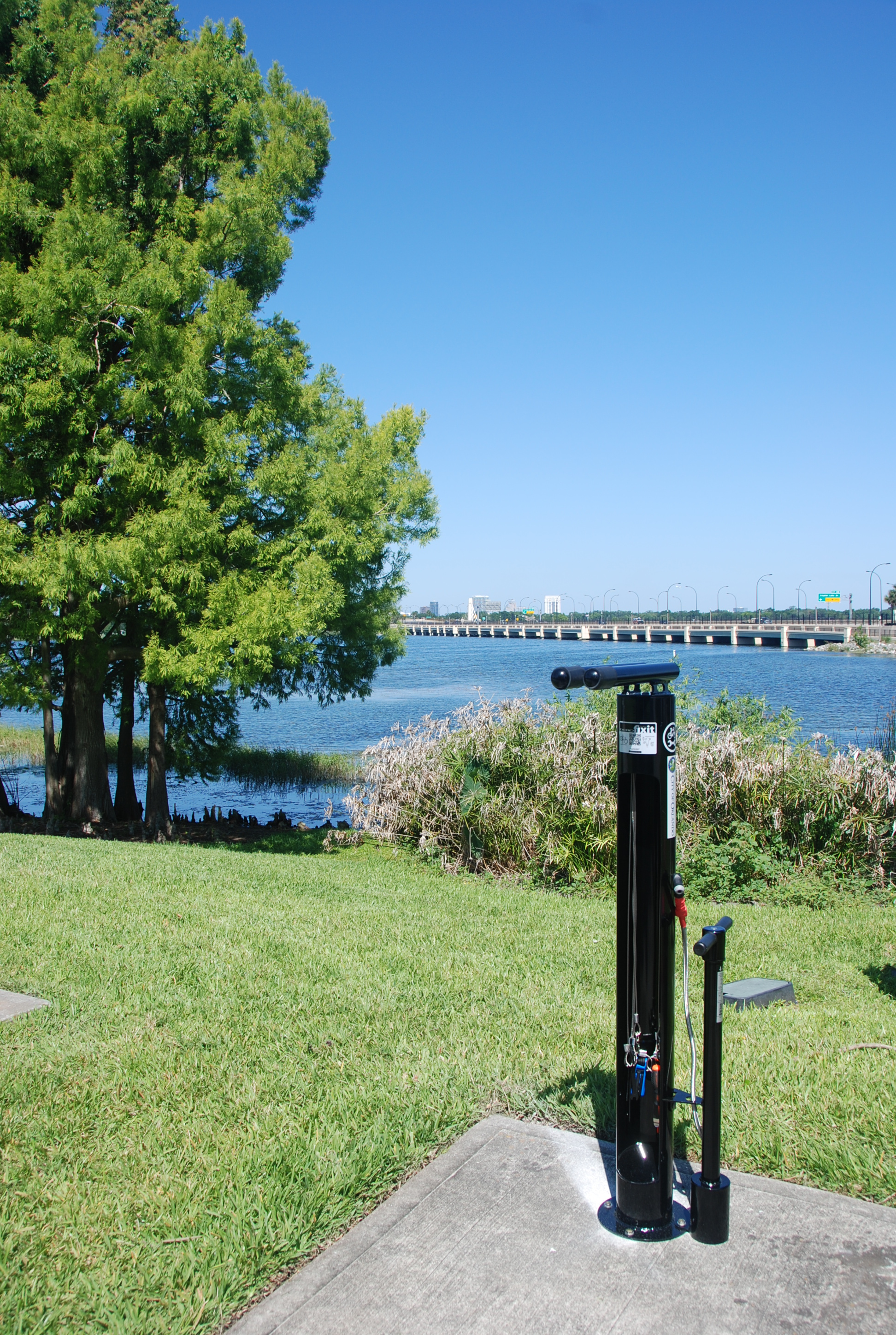 ... of Orlando Installs New Bike Repair Stations | City of Orlando News