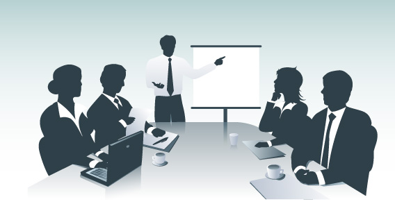 growth company conferences and the importance of presenting