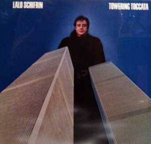 Lalo Shifirin Twin Towers on LP Covers