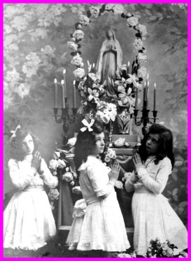 Virginlore_May Day veneration_early 20th century