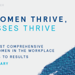 Where Women Thrive,  Businesses Thrive