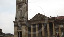 Birmingham Museum and Art Gallery Clock
