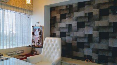 Cost of Wallpaper - Installation | Per Square Foot | CivilLane