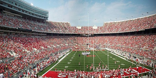 Ohio Stadium Daytime Matches