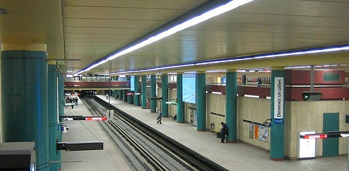 McGill Metro station