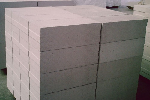 Autoclaved Aerated Concrete (AAC) – A New Green Building Material