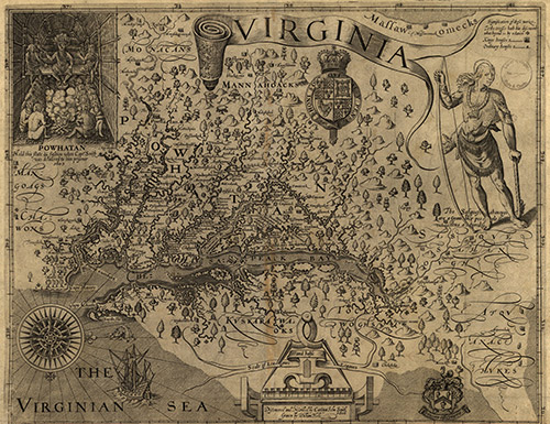 Research Leads: My Husband's Ancestors Helped Settle Jamestown, Virgnia