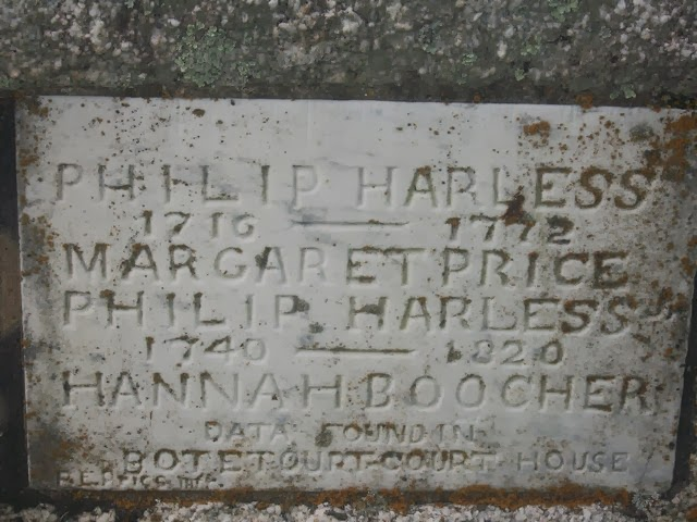 #52Ancestors: John Philip Harless, 1738 German Palatine Immigrant to America