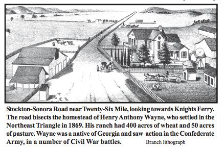 #52Ancestors: Looking for 3rd Great Grandmother Margaret Gann Harless's 26 Mile House 1870 Census Home