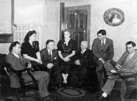 Thomas Buckley Family