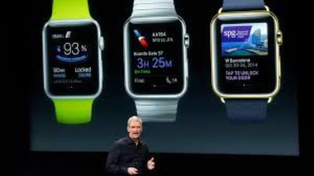 Wearable Technology companies-apple