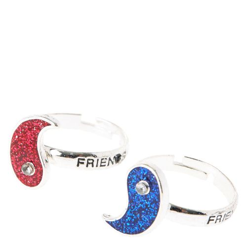 Medium Crop Of Best Friend Rings
