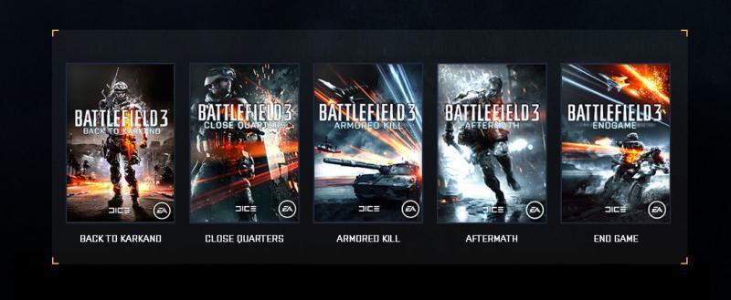 battlefield3-dlcs