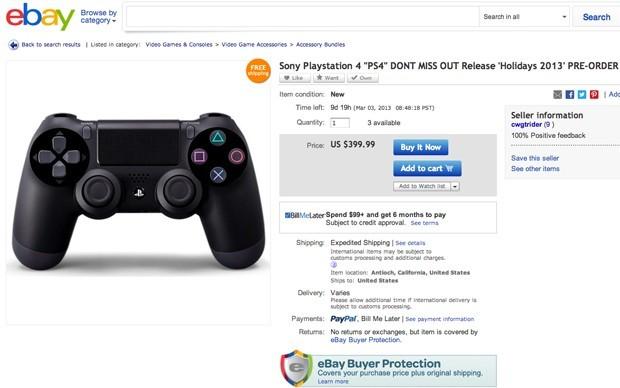 PS4_ebay
