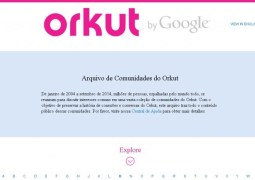 Google transforma #Orkut em museu virtual