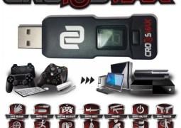 Adaptador Cronusmax permite jogar XOne ou PS4 com mouse e Teclado